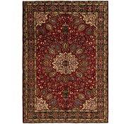 Link to 7' x 9' 9 Tabriz Persian Rug