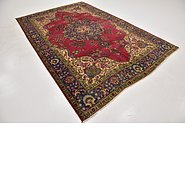 Link to 6' 9 x 10' 3 Tabriz Persian Rug