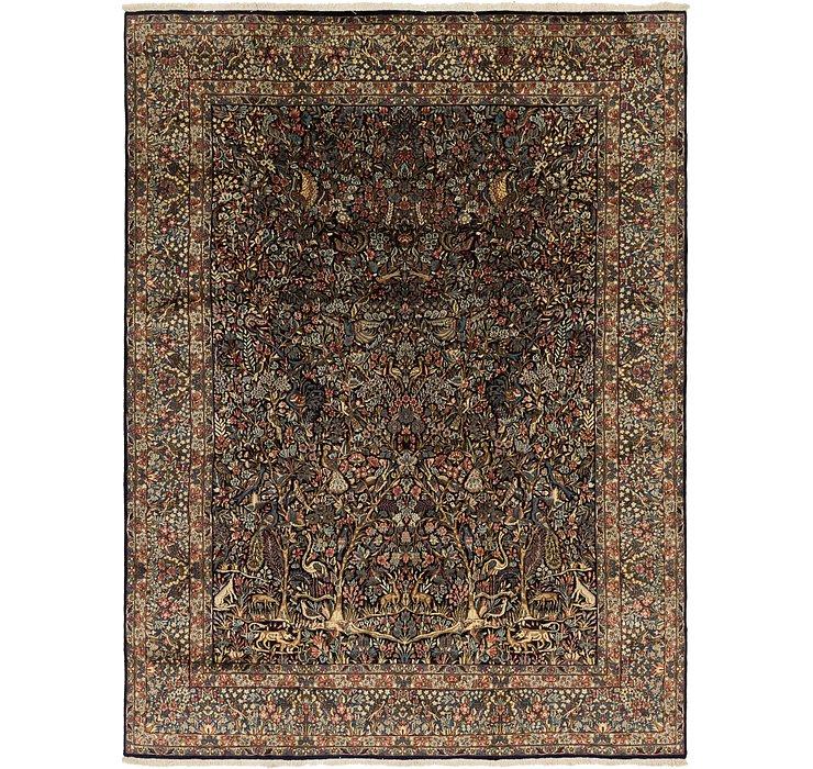 9' 7 x 12' 9 Kerman Persian Rug
