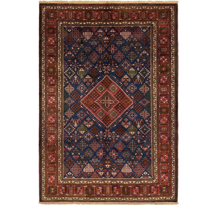 6' 10 x 9' 9 Maymeh Persian Rug