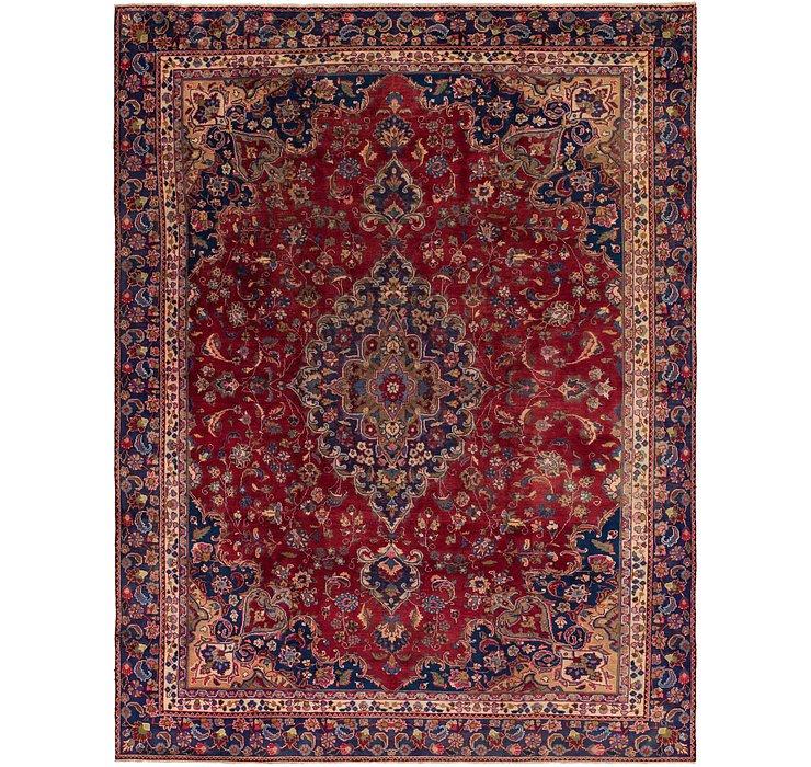9' x 11' 9 Tabriz Persian Rug