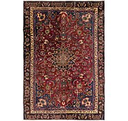 Link to 5' 8 x 8' 8 Mashad Persian Rug