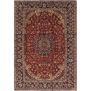 7' 4 x 10' 9 Isfahan Persian Rug