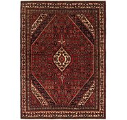 Link to 7' 10 x 10' 9 Hamedan Persian Rug