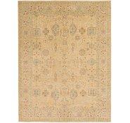 Link to 275cm x 358cm Over-Dyed Ziegler Oriental Rug