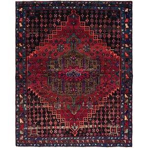 Link to 230cm x 287cm Shiraz Persian Rug item page