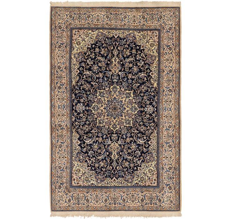 203cm x 318cm Nain Persian Rug