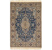 Link to 6' 10 x 10' Nain Persian Rug
