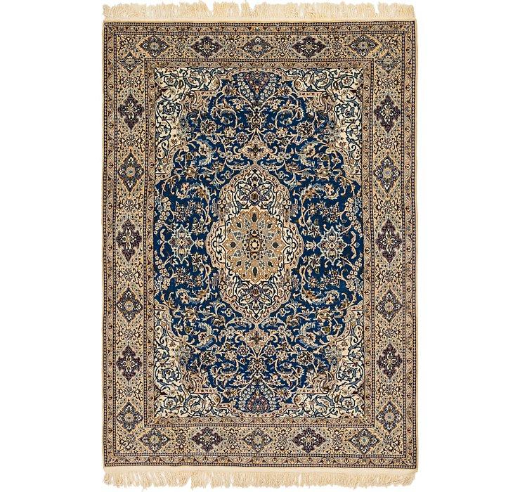 208cm x 305cm Nain Persian Rug