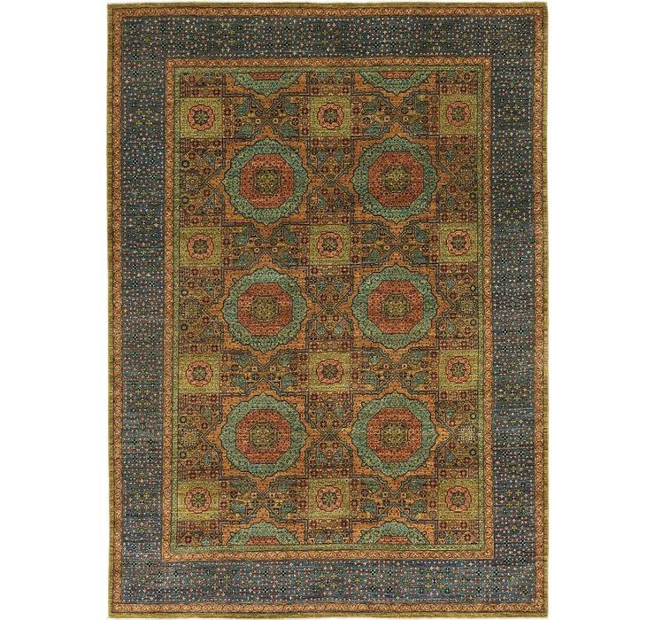 8' x 11' 3 Mamluk Ziegler Oriental...