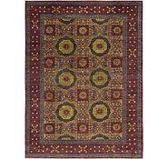 Link to 8' 4 x 11' 4 Mamluk Ziegler Oriental Rug