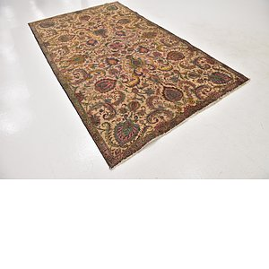 Link to 5' 7 x 9' 6 Tabriz Persian Rug item page