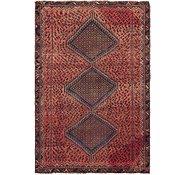 Link to 5' 10 x 8' 10 Shiraz Persian Rug