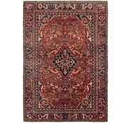 Link to 7' 5 x 10' 10 Borchelu Persian Rug