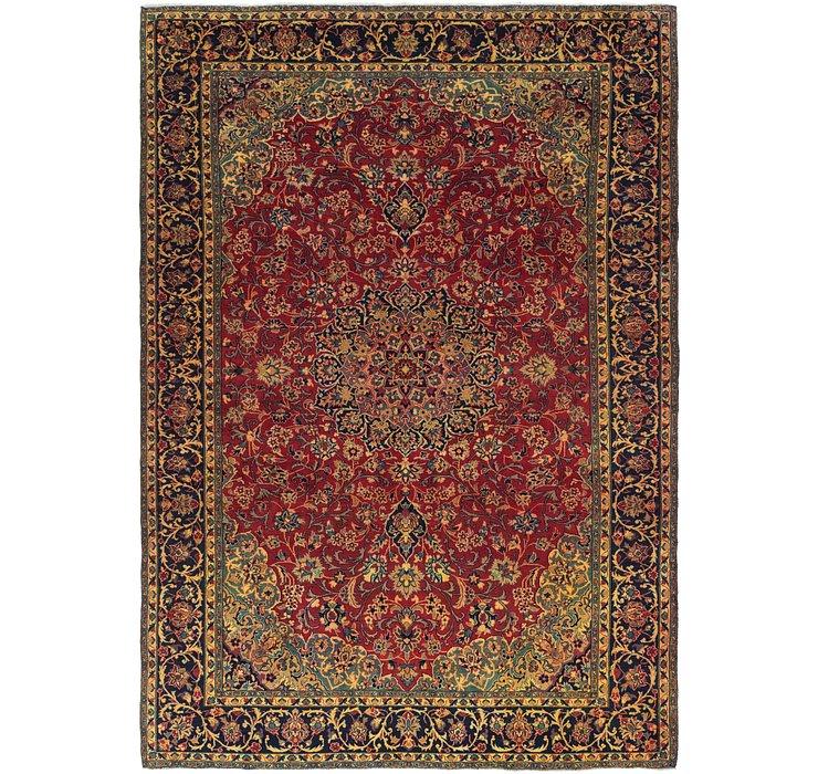 9' 5 x 13' 5 Isfahan Persian Rug