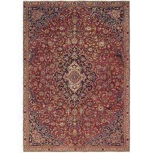7' 4 x 10' 5 Mashad Persian Rug