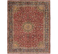 Link to 9' 9 x 11' 2 Mashad Persian Rug