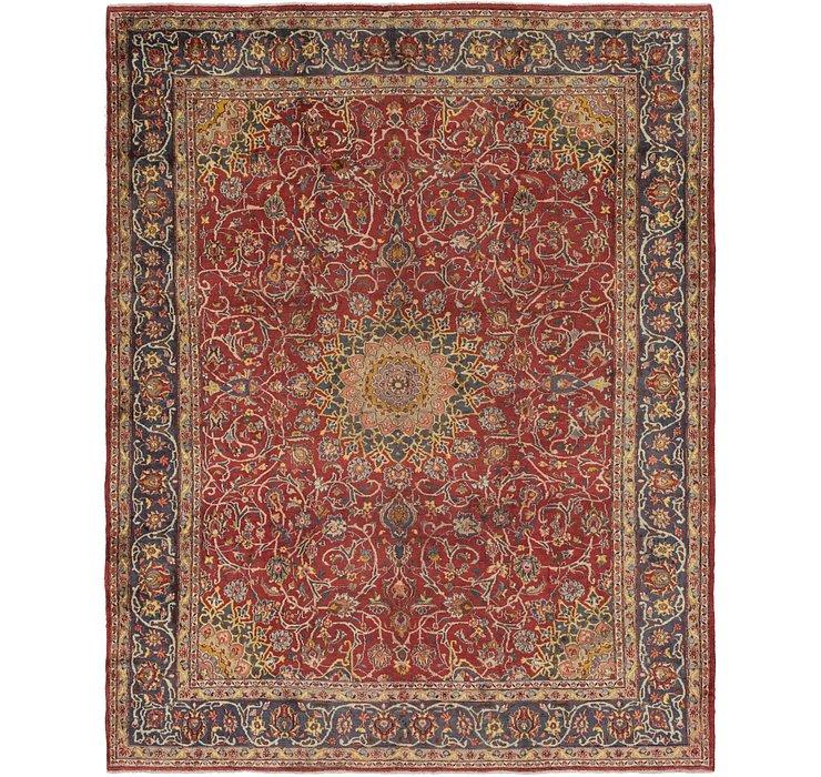 9' 9 x 11' 2 Mashad Persian Rug