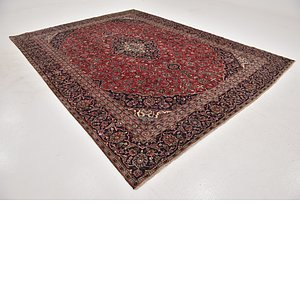 Link to 267cm x 350cm Mashad Persian Rug item page