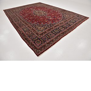 Link to 292cm x 378cm Mashad Persian Rug item page