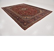 Link to 10' x 13' 5 Kashan Persian Rug