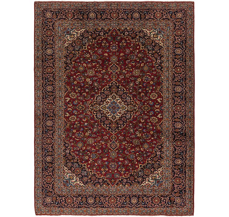 305cm x 410cm Kashan Persian Rug