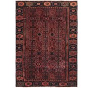 Link to 4' 2 x 5' 9 Shiraz Persian Rug