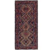 Link to 102cm x 225cm Chenar Persian Runner Rug