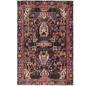 Link to 4' x 6' 2 Saveh Persian Rug