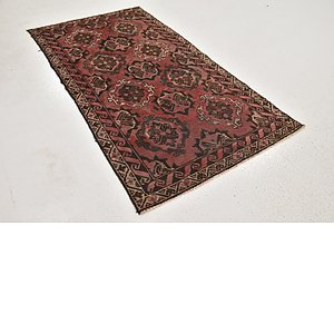 Link to 102cm x 183cm Balouch Persian Rug item page
