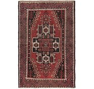 Link to 4' x 6' 5 Balouch Persian Rug