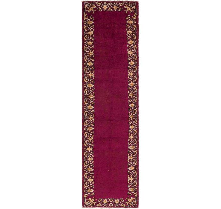 3' x 12' 5 Tabriz Persian Runner Rug