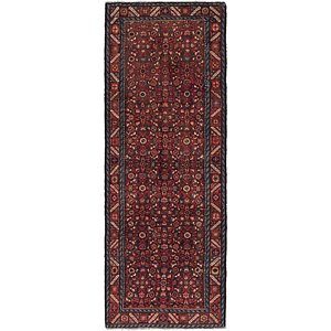 Link to 4' x 10' 7 Hossainabad Persian Run... item page