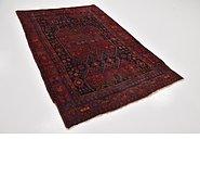 Link to 4' 7 x 7' 2 Sirjan Persian Rug