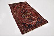 Link to 3' 5 x 6' 2 Hamedan Persian Runner Rug