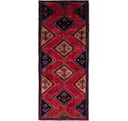 Link to 3' 3 x 7' 10 Chenar Persian Runner Rug