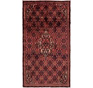 Link to 4' 10 x 8' 2 Kashkuli Gabbeh Persian Rug
