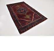 Link to 4' 3 x 7' 3 Mazlaghan Persian Rug