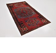 Link to 3' 5 x 6' Hamedan Persian Runner Rug