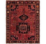 Link to 5' 2 x 6' 3 Shiraz Persian Rug