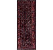Link to 3' 8 x 9' 6 Sanandaj Persian Runner Rug
