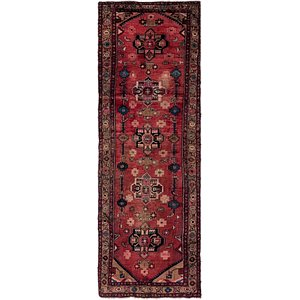 Link to 3' 7 x 10' 5 Hamedan Persian Runner ... item page