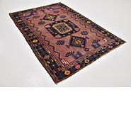Link to 4' 10 x 7' 2 Shiraz Persian Rug
