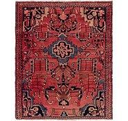 Link to 4' 10 x 5' 10 Hamedan Persian Rug