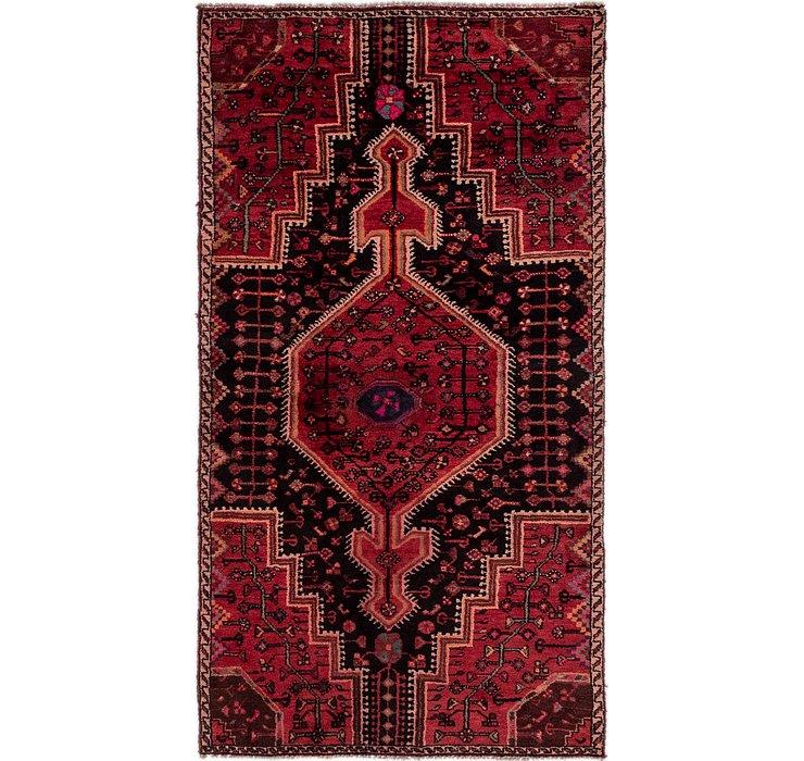 4' x 7' 2 Tuiserkan Persian Rug