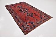 Link to 5' 2 x 8' 4 Hamedan Persian Rug