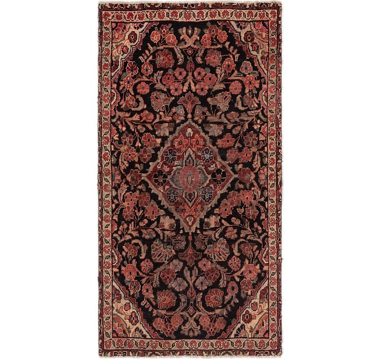 3' 4 x 6' 5 Borchelu Persian Rug