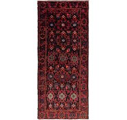 Link to 3' 8 x 8' 4 Shiraz Persian Runner Rug