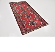 Link to 3' 2 x 6' 4 Chenar Persian Runner Rug