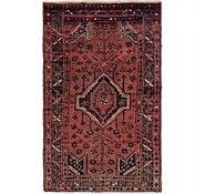 Link to 3' 6 x 6' Shiraz Persian Rug